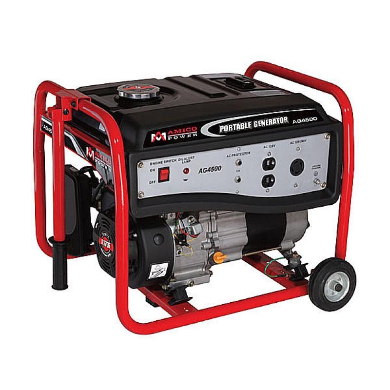 AG-4500 Gas. Generator (16pcs/Pallet)