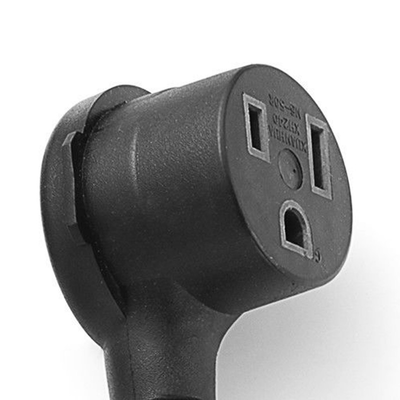 AP3050-28, 28-in 10-30P 30A Household Regular Plug to Welding N6-50R Socket 50A 12AWG Power Adapter Cord UL 300V