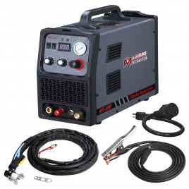 APC-40HF, 40 Amp Non-touch Pilot Arc Plasma Cutter, 80% Duty Cycle, 90~300V Wide Voltage Input, Professional industrial level Machine.