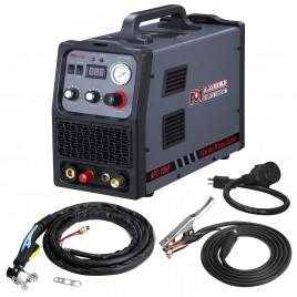APC-70HF, 70 Amp Non-touch Pilot Arc Plasma Cutter, 80% Duty Cycle, 90~300V Wide Voltage Input, Professional industrial level Machine.