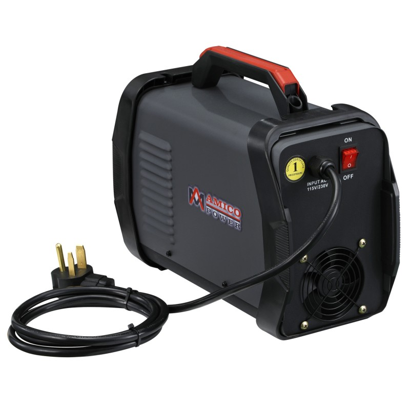 ARC-185, 180 Amp Stick Arc DC Inverter Welder, 115V/230V Dual Voltage Welding