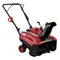 AST-18 18 in. 87cc Single-Stage Electric Start Gas Snow Blower/Snow Thrower