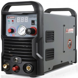 CHF-50, 50 Amp Pilot Arc Non-touch Plasma Cutter, 4/5 in. Clean Cut, 115/230V Dual Voltage Cutting Machine