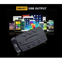 DR-7 15000 mAh Portable Car Jump Starter Booster Charger Battery Power Bank
