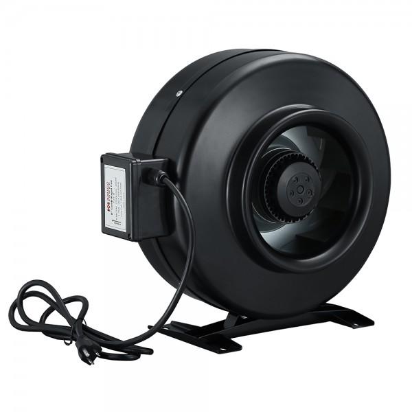 600 Cfm Duct Fan Work : Fzy quot strong cfm ventilation inline fan hydroponics