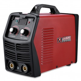 MMA-200, 200 Amp Stick ARC DC Inverter Welder, IGBT Digital Display LCD 120V & 240V Dual Voltage Welding Machine