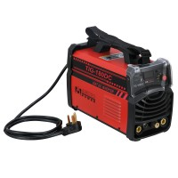 TIG-180DC 180 Amp TIG Torch/Stick/Arc DC Welder 115/230V Dual Voltage Inverter Welding Machine