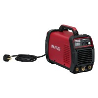 TIG-185 180 Amp High Frequency TIG Torch/Stick/Arc DC Welder 115 & 230V Dual Voltage Welding Michine