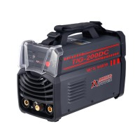 TIG-200DC 200 Amp TIG Torch Stick Arc DC Welder 115/230V Dual Voltage Inverter Welding Machine