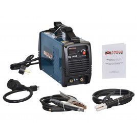 160 Amp Dual Voltage IGBT Inverter DC Welder Soldering Machine