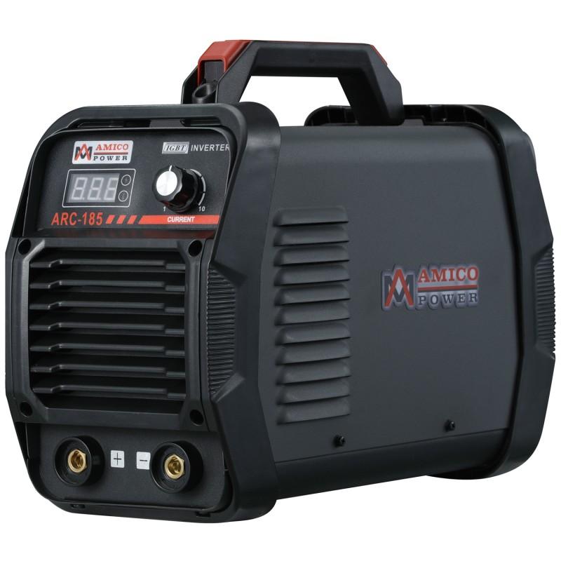 ARC-185, 180 Amp Stick Arc DC Inverter Welder, 115V/230V Dual Voltage Welding