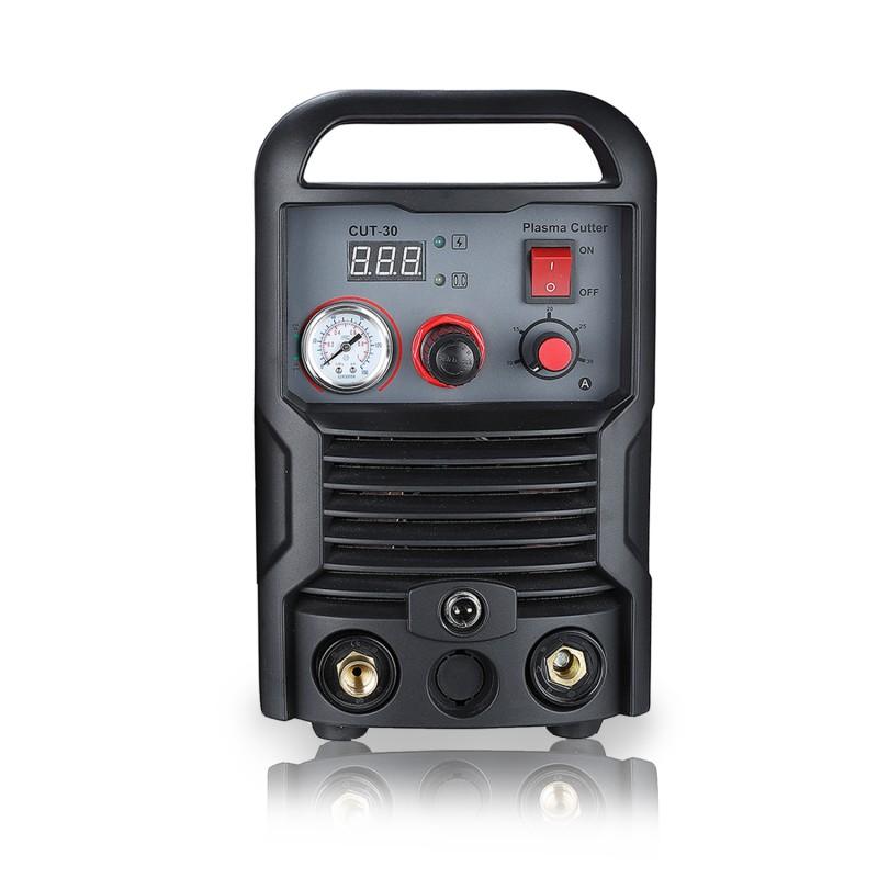 CUT-30, 30 Amp Plasma Cutter DC Inverter 110/230V Dual Voltage Cutting Machine