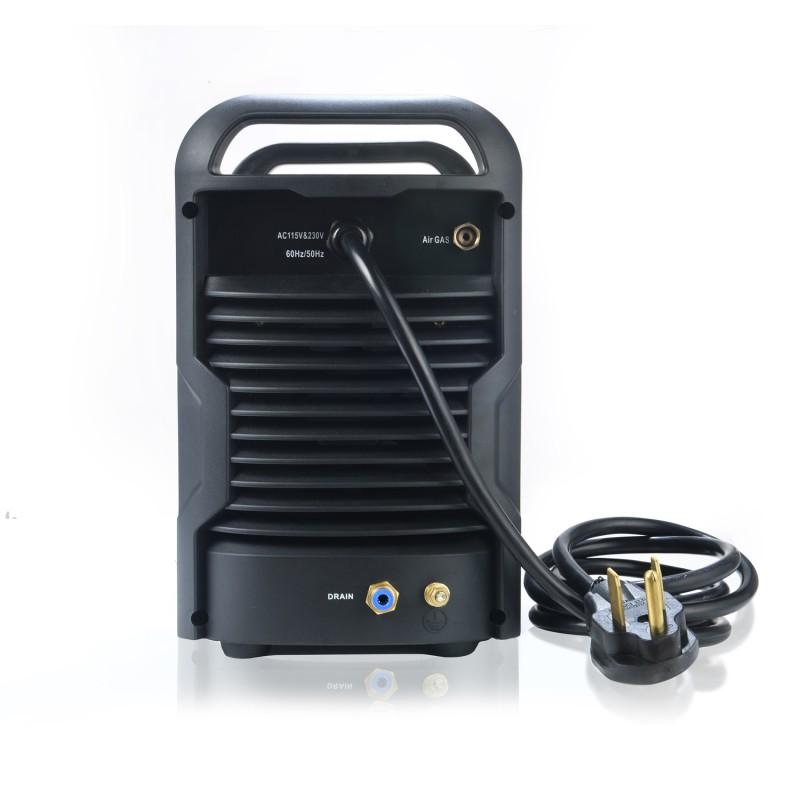 CUT-40, 40 Amp Plasma Cutter DC Inverter 110/230V Dual Voltage Cutting Machine