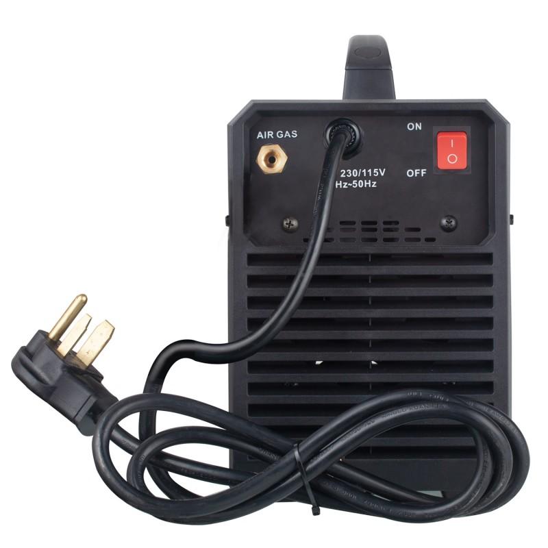 CUT-45M, 45 Amp Arc Plasma Cutter, 2/5 inch Clean Cut, 95~260V Wide Voltage, DC Inverter Pro. Cutting Machine.